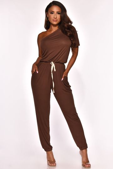 SERIOUSLY MEAN IT JUMPSUIT