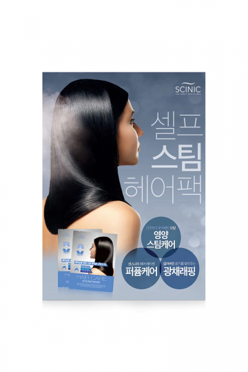 Scinic Hair Care Steam Mask