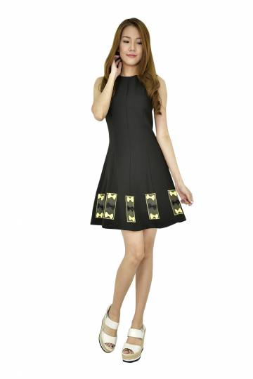 Lollie Drop Waist Dress