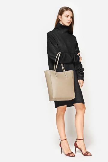 Long Handle Tote Bag