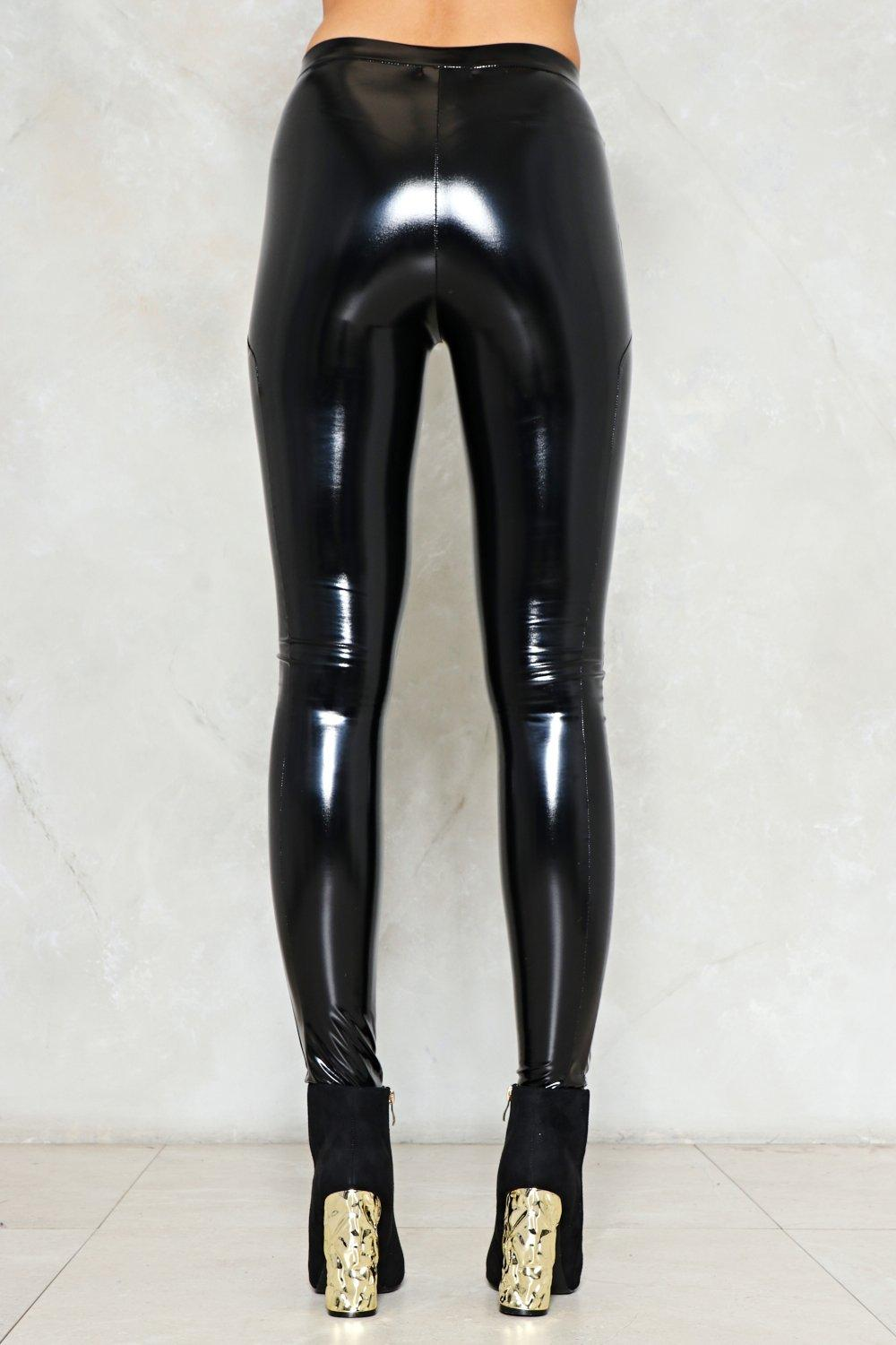 quite nice outstanding features high fashion Liquid Envy High-Waisted Leggings - ShopperBoard