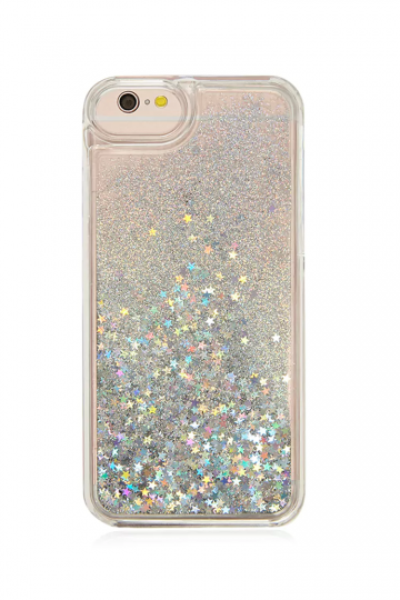 Glitter & Confetti Waterfall Case for iPhone 6/6s/7