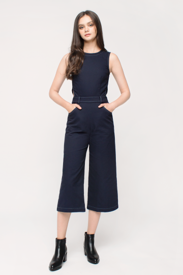 Cutout Jumpsuit