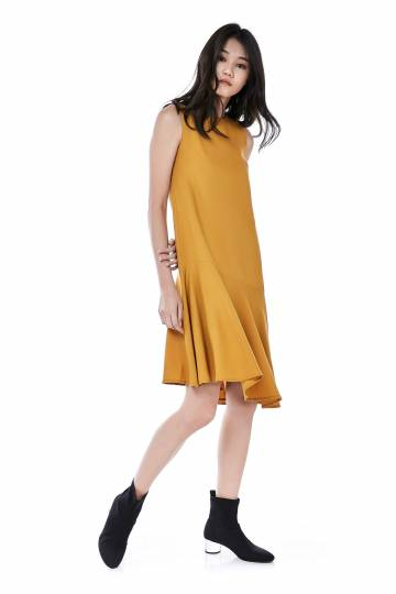 Deitra Midi Dress