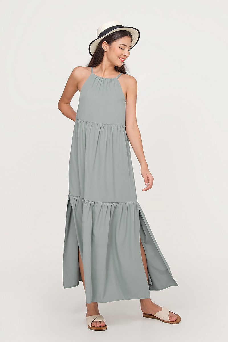 Solange Tiered Maxi