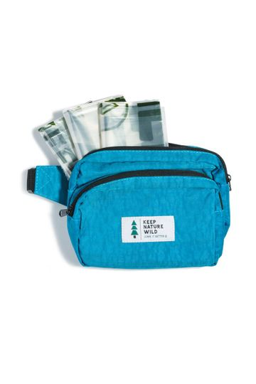 KNW Fanny Pack | Adventure Blue