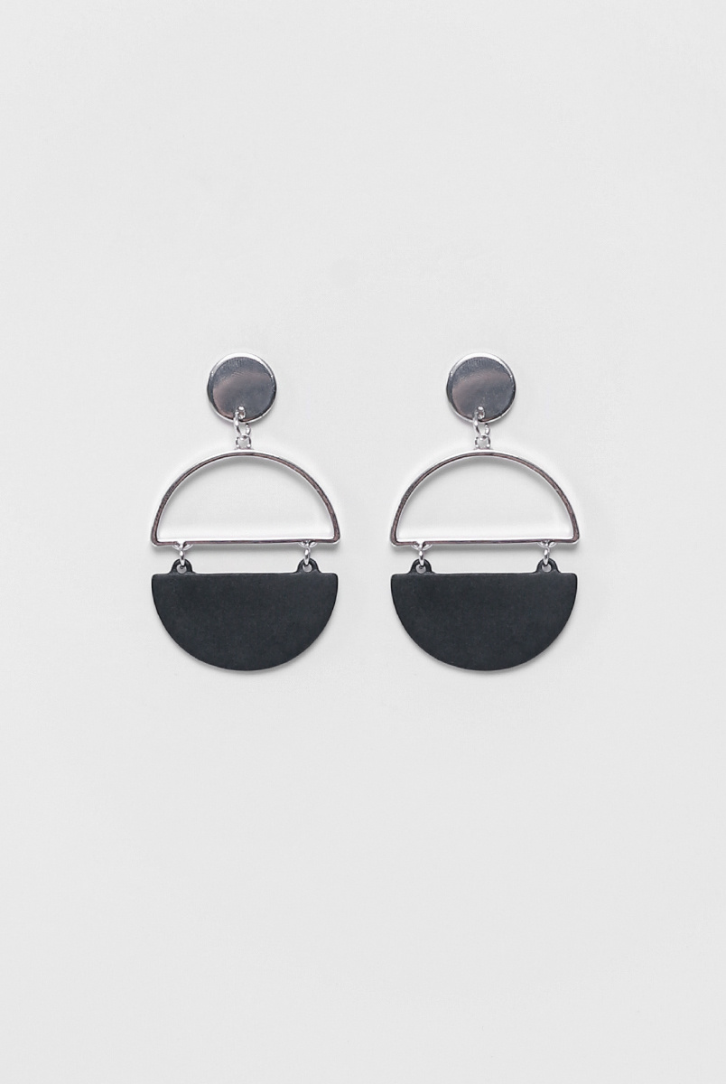 Euvy Geometric Earrings