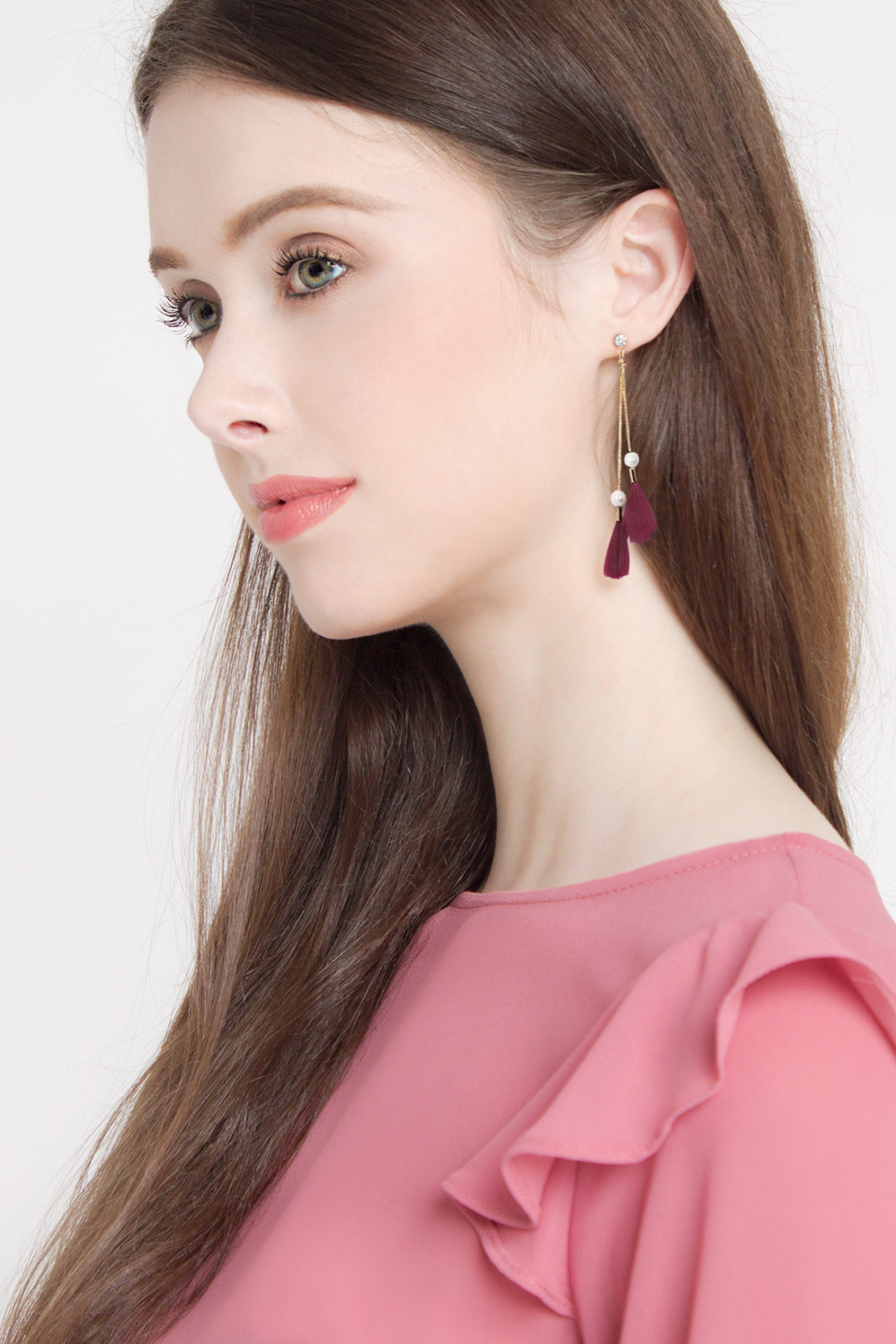 Petal Dangling Earrings