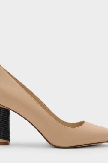 Cylindrical Heel Pumps