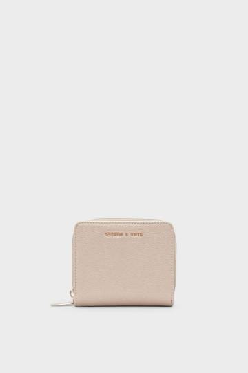 Zipped Small Wallet