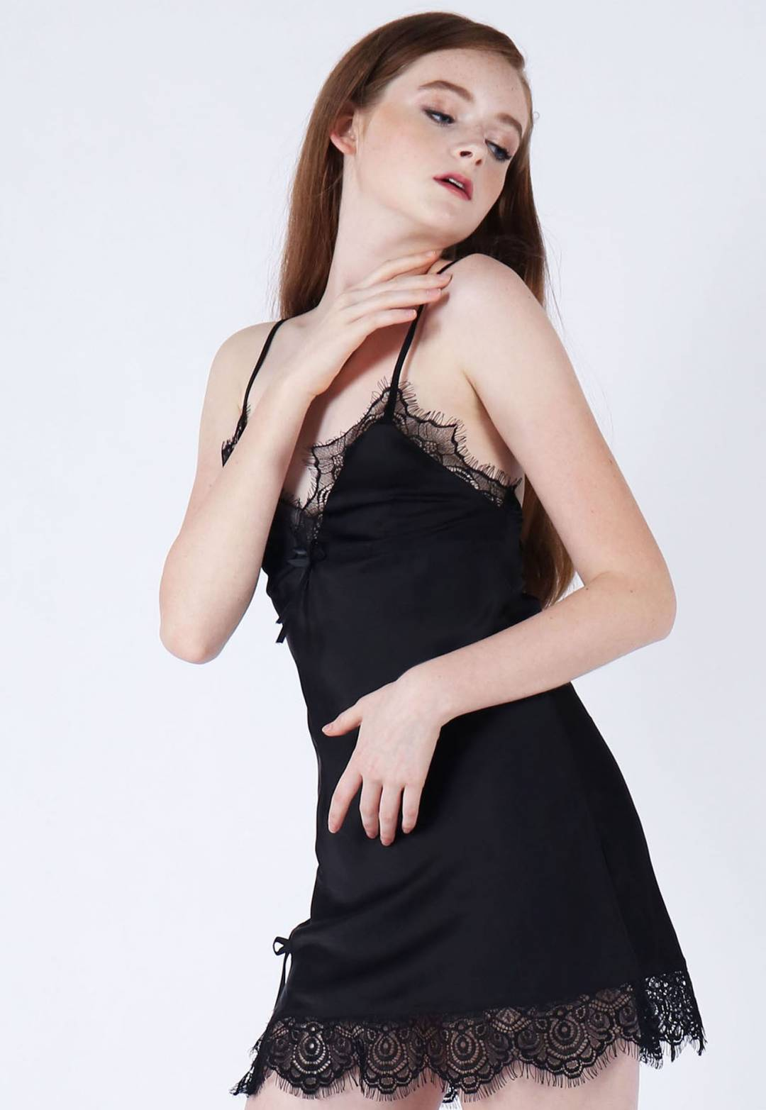 Charles Lace Nightgown