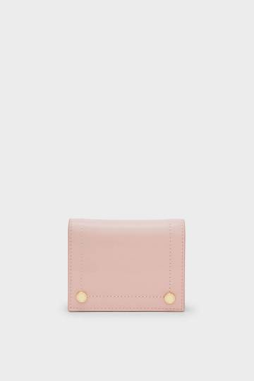 Stud Detail Small Wallet