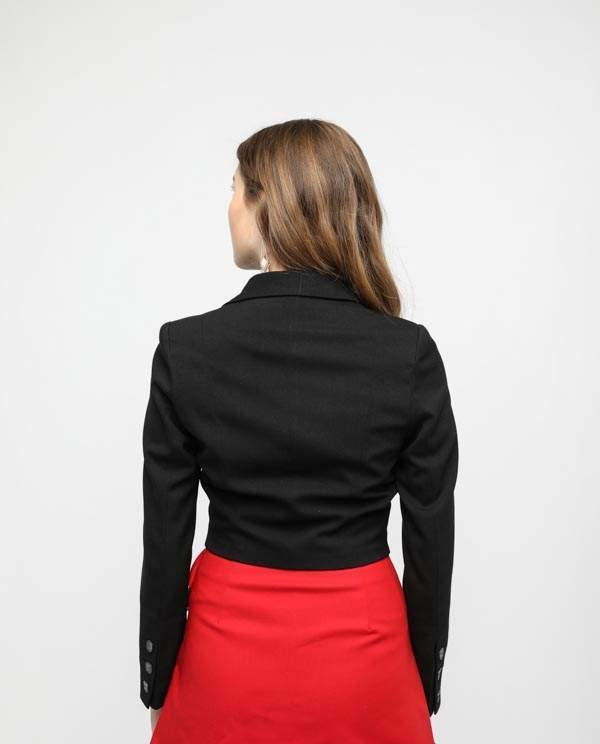 Corporate Cropped Jacket