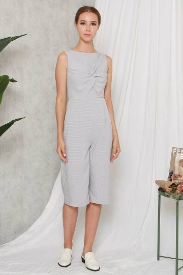 Marielle Jumpsuit Grey