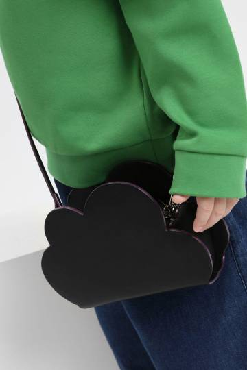 Kids Cloud Shaped Crossbody Bag