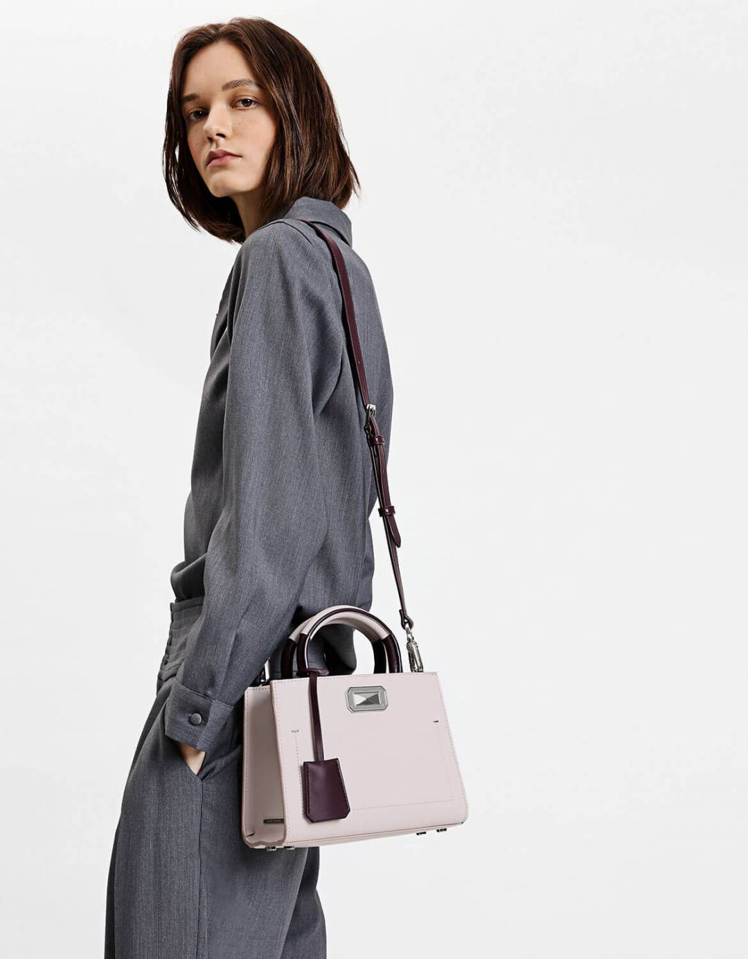 Classic Structured Bag