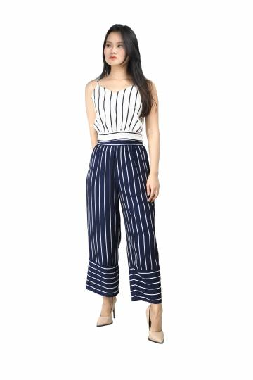 Faylee Striped Pants