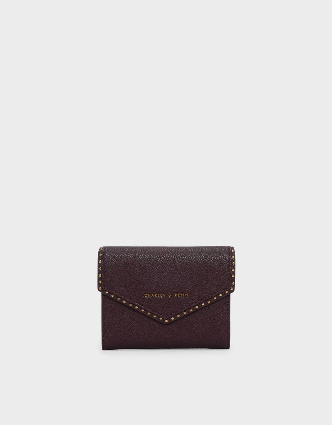 Stud Detail Envelope Wallet