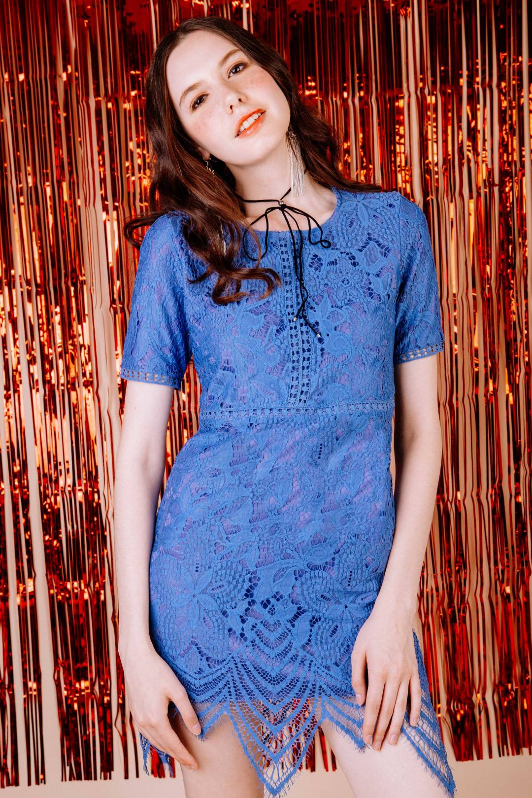 Gretta Lace Dress