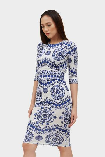 Fiorella Pencil Dress
