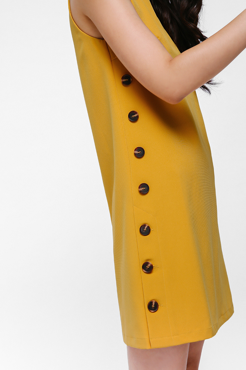 Kylea Button Detail Dress