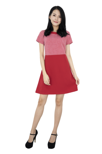 Carol Classic Fit and Flare Collection