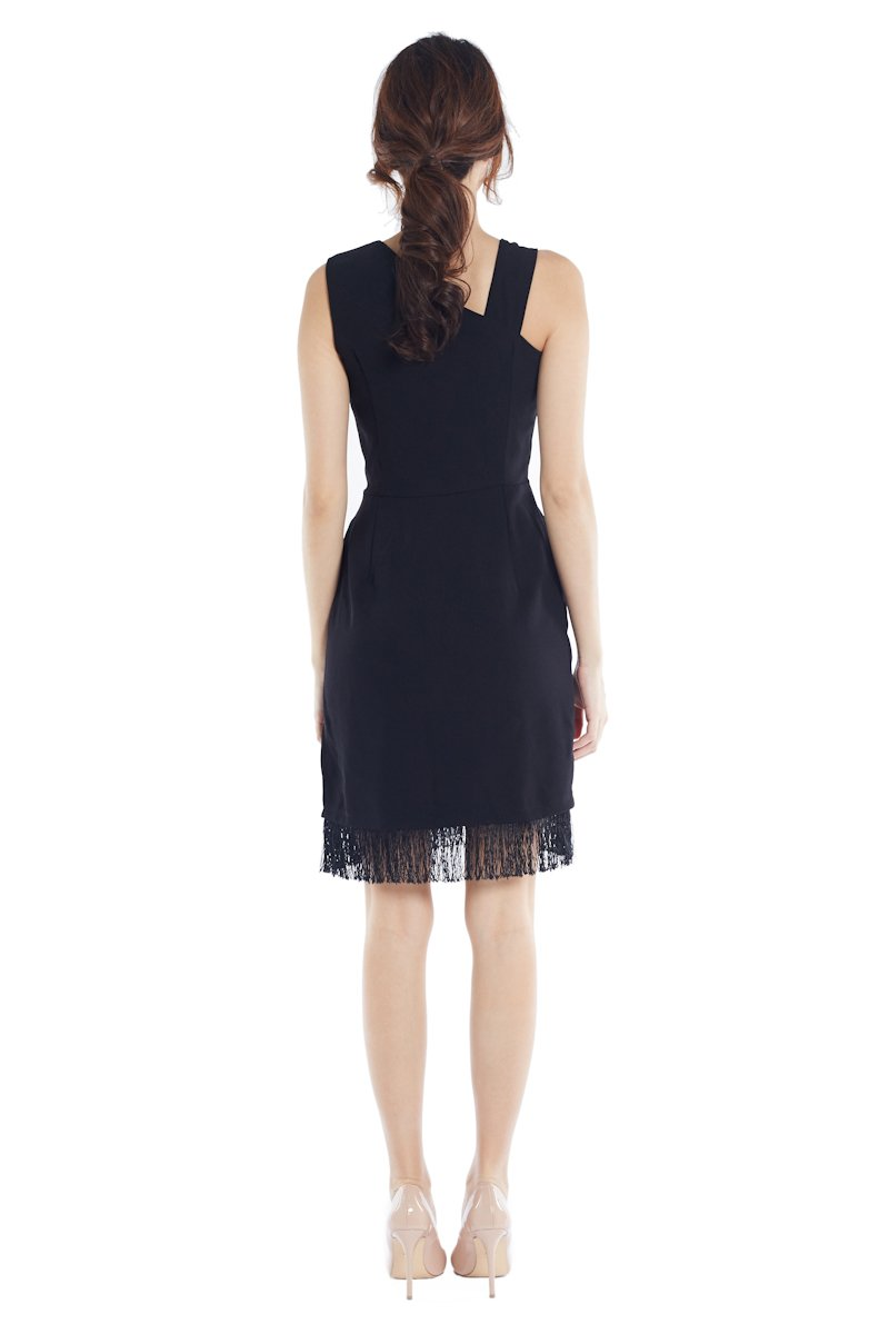 CALLA SHIFT DRESS