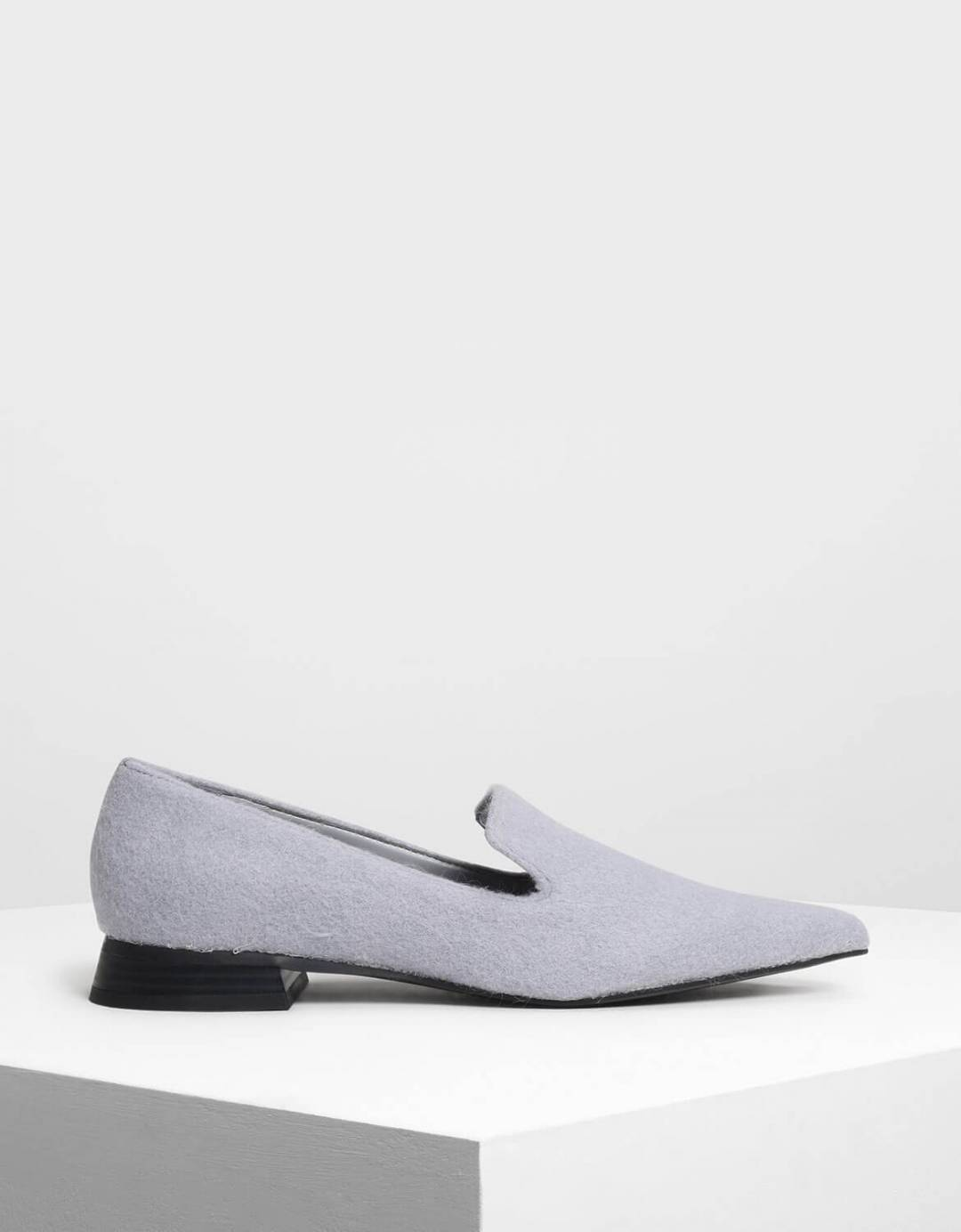 Classic Pointed Loafers