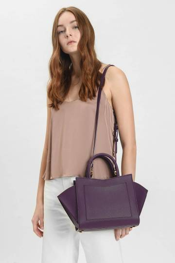 Geometric Structured City Bag