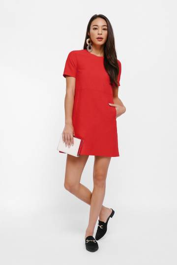 Karmen Relaxed Dress