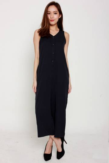Micheal Jumpsuit in Blue