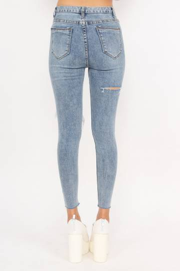 Second Chance Skinny Jeans