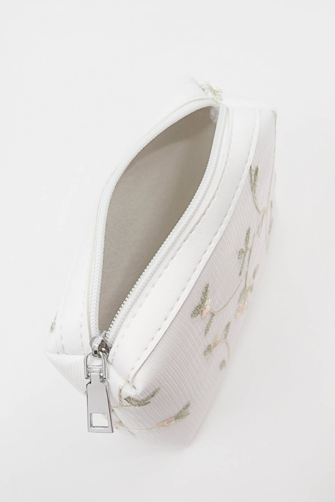 Clear Floral Slingbag