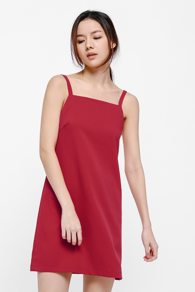Reiley A-line Dress