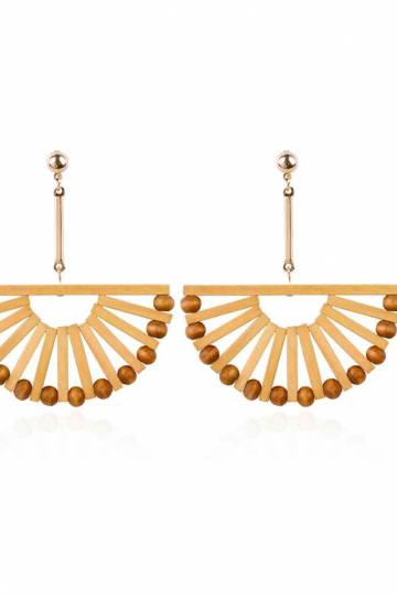Half Moon Resort Earrings