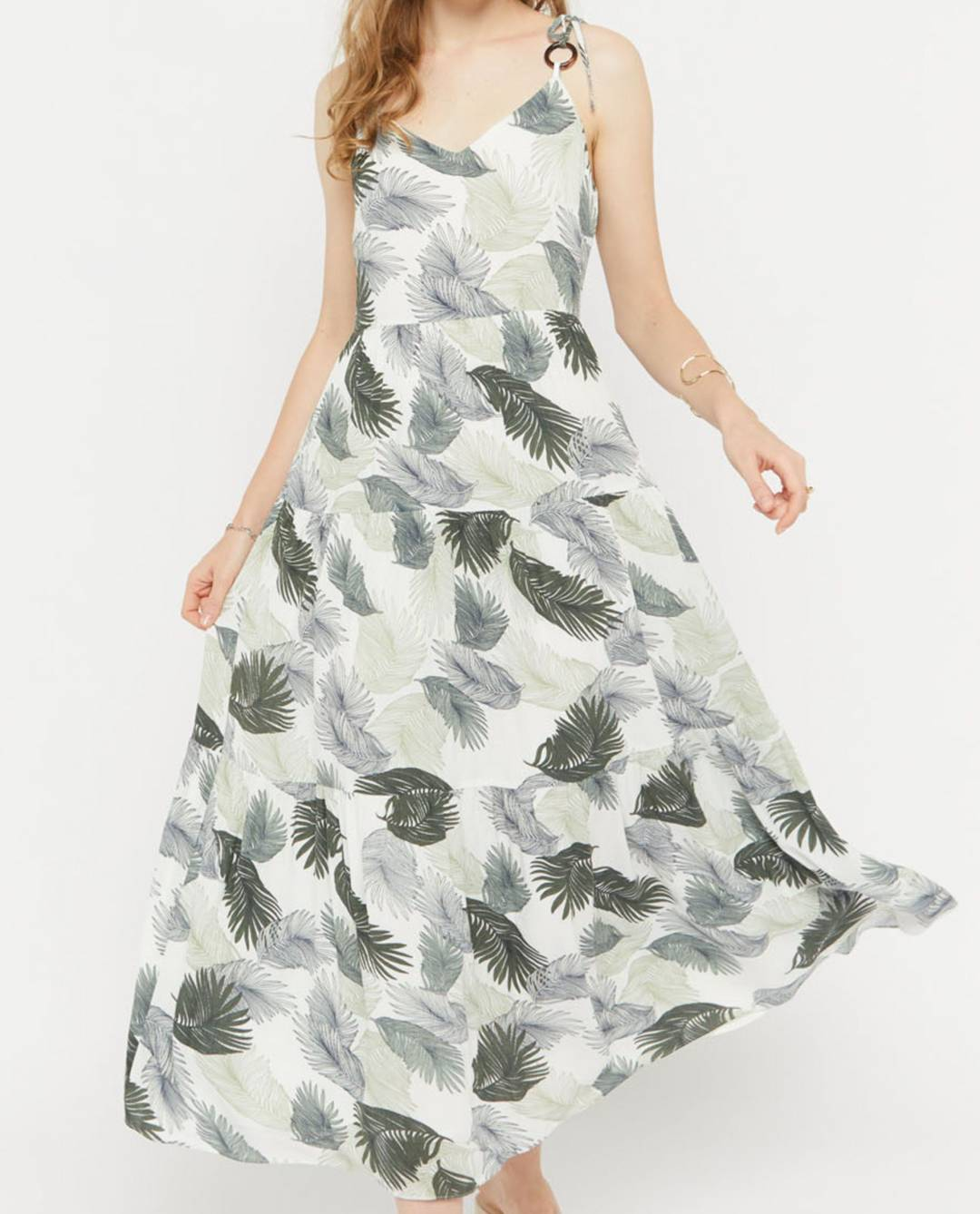 Xun Summer Maxi Dress