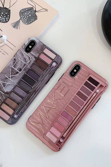 (Pre-Order) MAKEUP Eyeshadow Box Case For iPhone