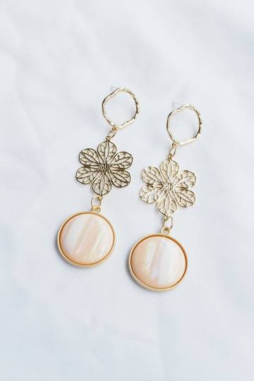 Katie Earstuds (Light Pink)