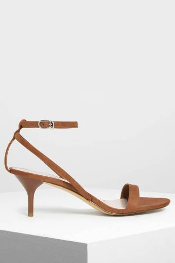Classic Ankle Strap Sandals