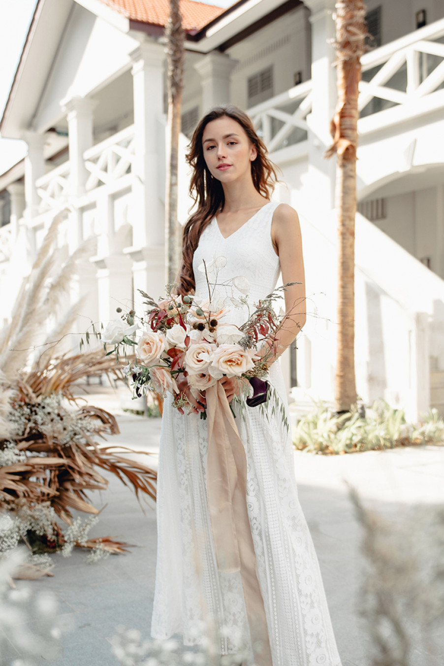 Our Story Within This Dress (White)