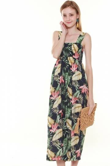 9390 TROPICAL JUMPSUIT