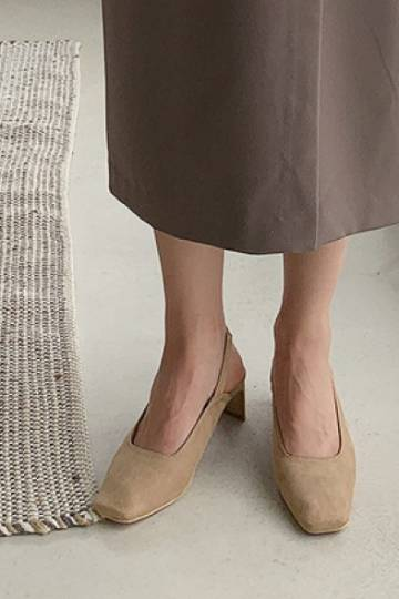 Jolina Suede Shoes