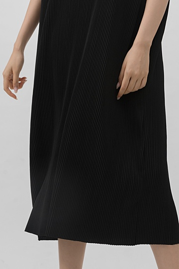 Kahlo Dress - Black (PRE-ORDER, READY 30 DECEMBER 2020)