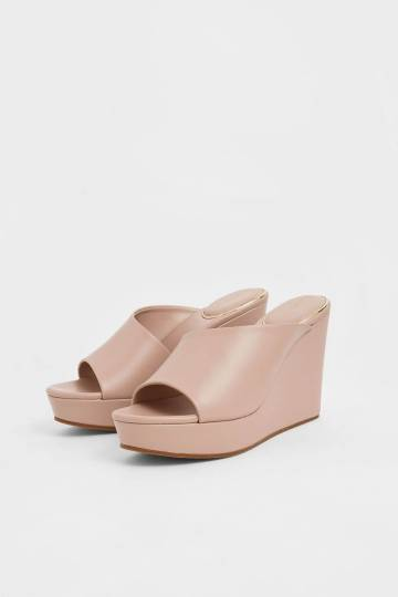 Asymmetric Platform Wedges