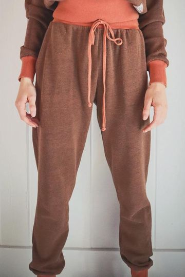 Modern Daybreak Brown Joggers