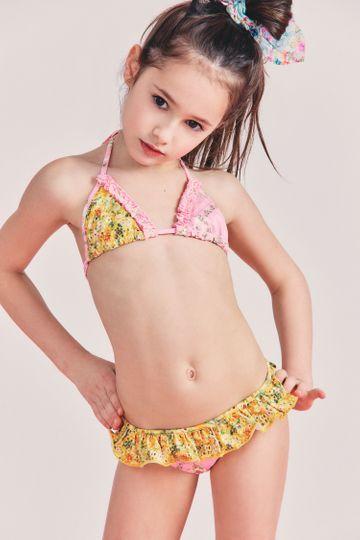 Girls Mini Harbor Bikini Set