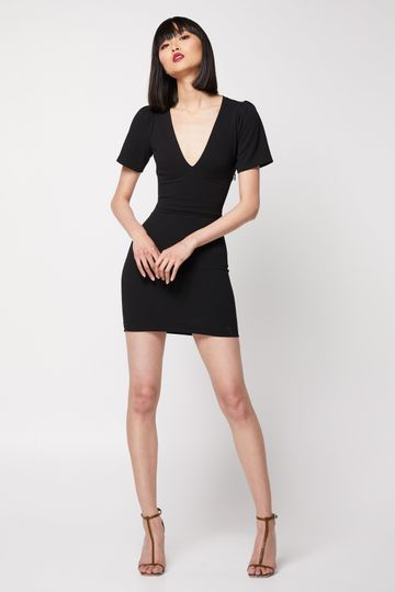 Dangerous Minds Mini Dress