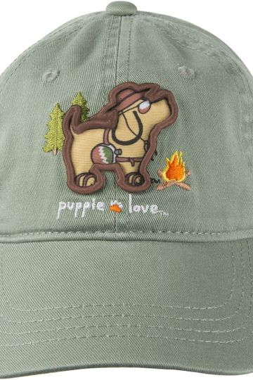 CAMPING PUP HAT
