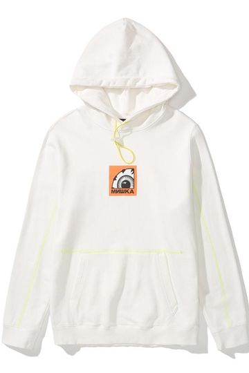 Be Quiet and Drive Pullover - off white