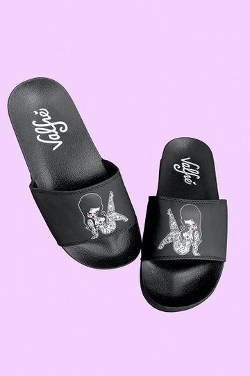 Bad Bettie Slide Sandals